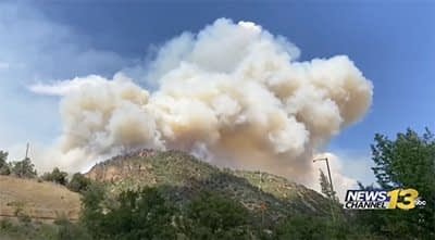 Colorado wildfires | Pulmonary Associates Chris Merrick